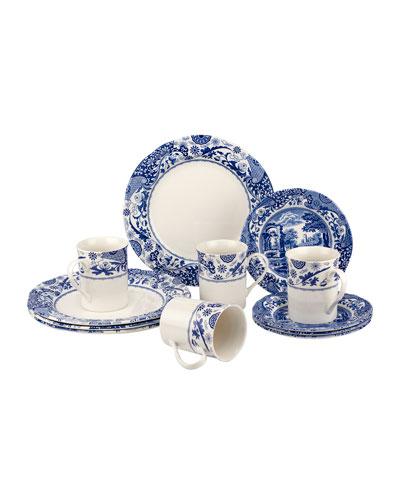 imported microwave safe dinnerware set