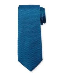Teal Silk Tie | Neiman Marcus