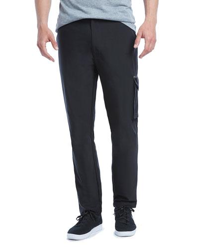 Core Straight-Leg Travel Pants