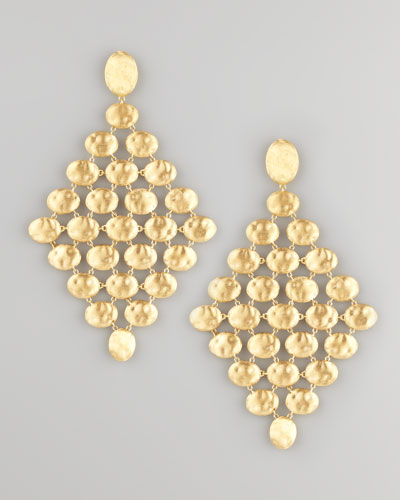 Quick Look Marco Bicego Siviglia 18k Gold Chandelier Earrings