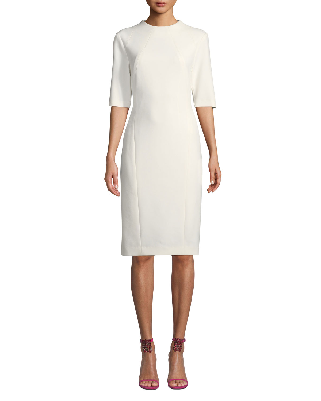 Women's Clothing Diligent Elegant Double Breasted Women Purple Dress Ladies Office White Blazer Dresses Plus Size Summer Bodycon Female Dress Suit