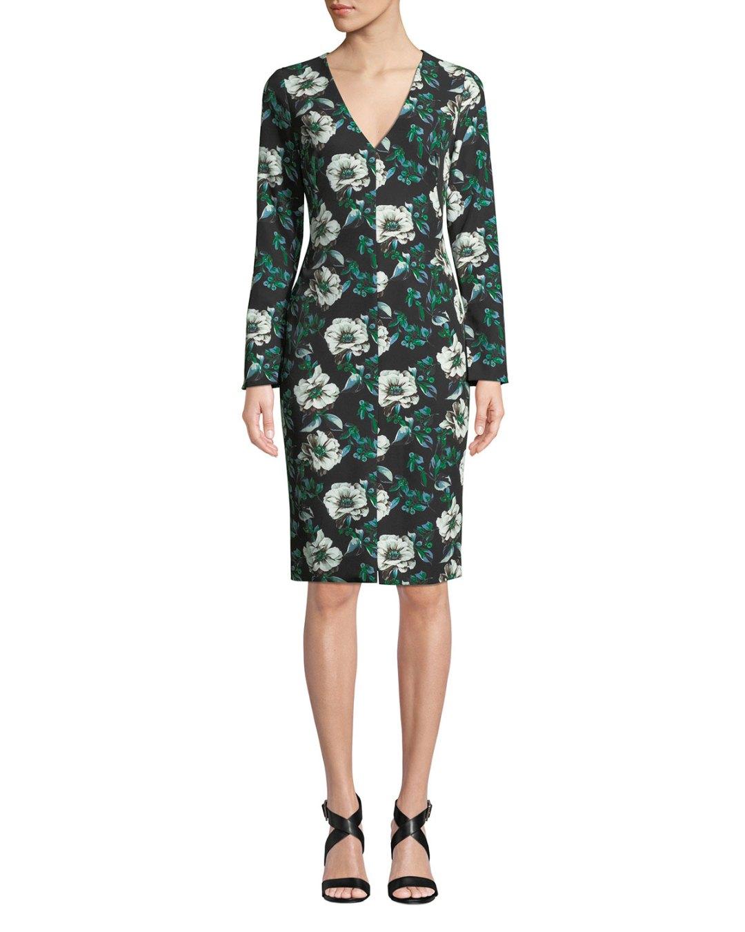 ...  495.00 – Neiman Marcus – Haylen Embellished Ruffle-Sleeve Top –  440.00 16386b0bb14