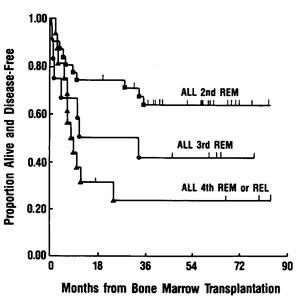 Allogeneic Bone Marrow Transplantation after