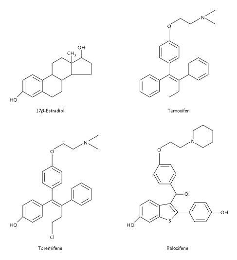 Selective Estrogen-Receptor Modulators — Mechanisms of