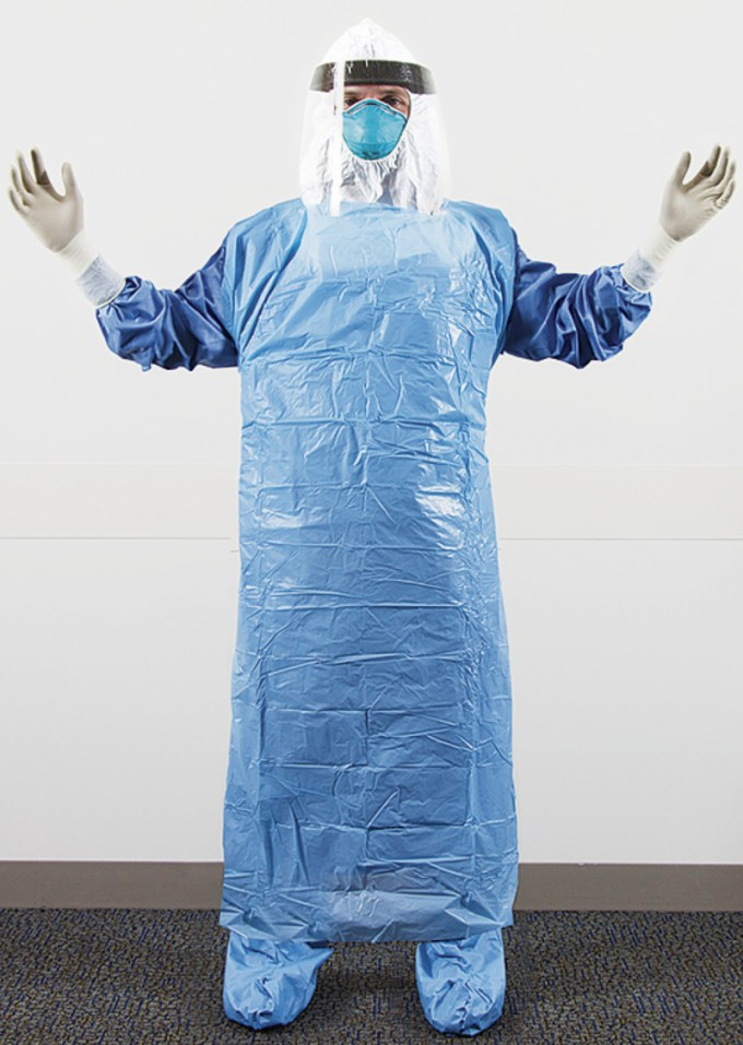 Putting On and Removing Personal Protective Equipment | NEJM