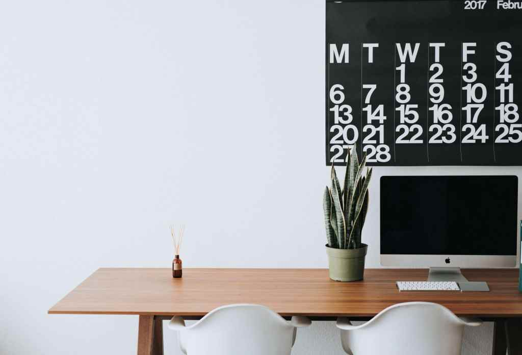calendario editoriale