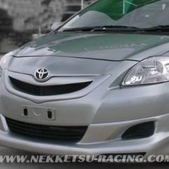 New Agya G Vs Trd Body Kit Grand Veloz Toyota Vios Baru 2013 Sportivo J E Mtat ...