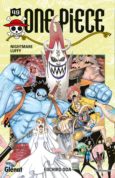 One piece Vol.49 – 100% action !