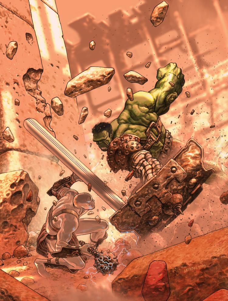 Blade, X-Men et Planet Hulk : prochains projets de Marvel et Madhouse