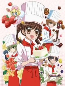 «Yumeiro Pâtissière» : bientôt une série animée