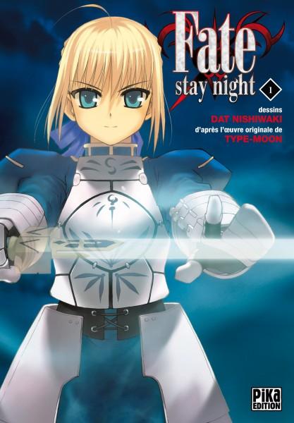 «Fate/stay Night» avec un site en français
