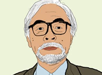 Hayao Miyazaki mis à l'honneur !