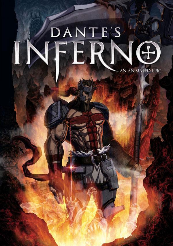 «Dante's Inferno» en DVD et Blu-Ray