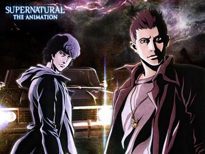 «Supernatural the Animation» : vidéos