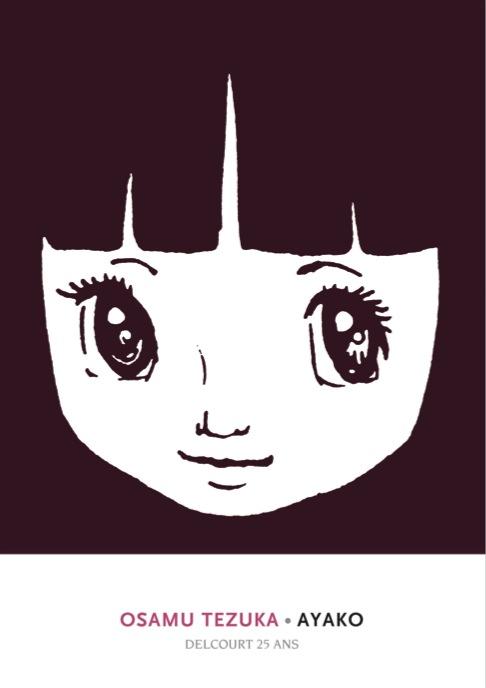 Ayako : nouvelle édition à l'occasion des 25 ans de Delcourt