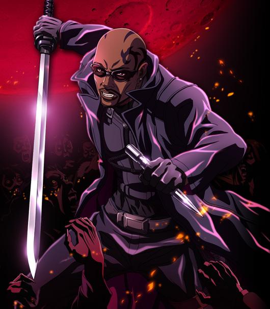«Blade» made in Madhouse en vidéo
