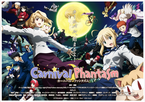 Carnival Phantasm en vidéos
