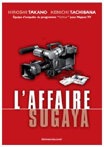 «L'affaire Sugaya» chez Delcourt