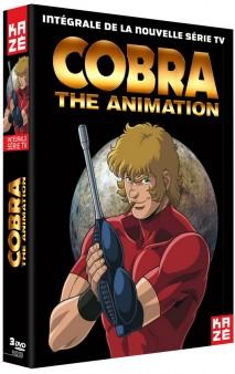 «Cobra – The Animation» en DVD et Blu-Ray