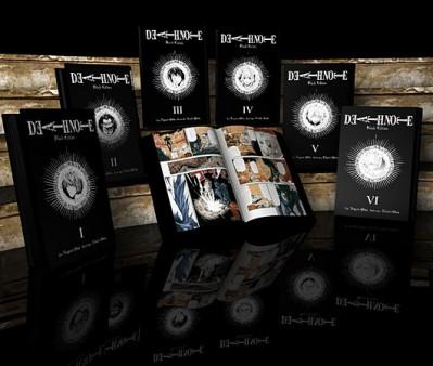 Death Note : Black Edition en juillet