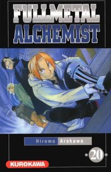 FullMetal Alchemist : tome 20 en français