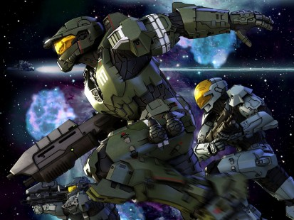 « Halo Legends » désormais sur Halo Waypoint