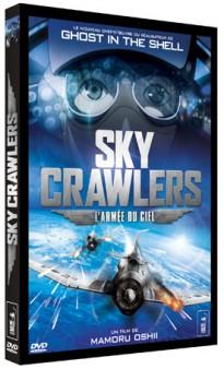 «The Sky Crawlers» en DVD