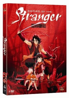 """Sword of the Stranger"" en DVD"