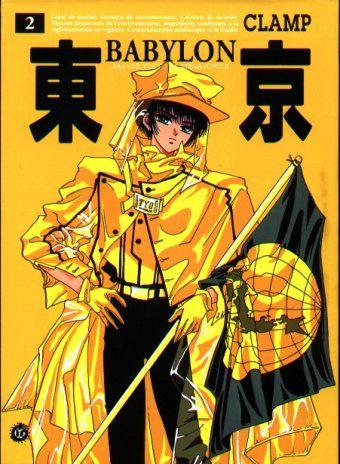Tokyo Babylon Vol 2
