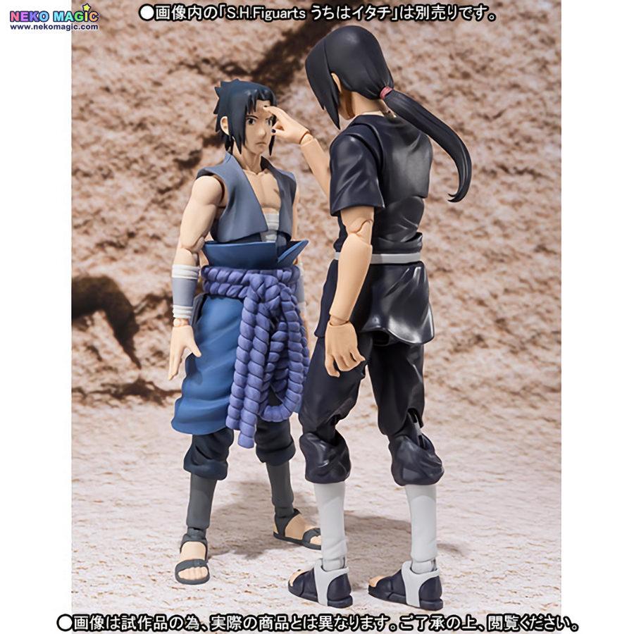 Naruto Uchiha Sasuke Itachi Battle S H Figuarts Non Scale Action Figure By Bandai Neko Magic