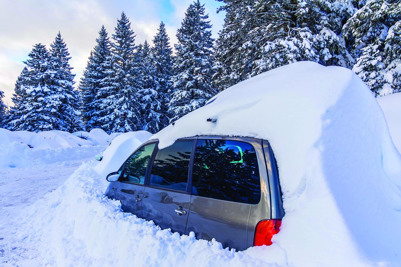 Freak Snowstorm to Blanket Northeast in May