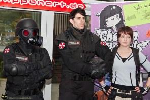 Cosplay Umbrella Corp. (Biohazard / Resident Evil)