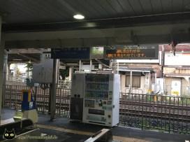 Hier kommt kein Zug mehr.