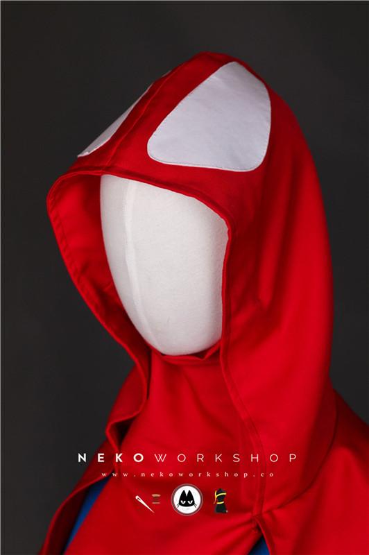 princess mononoke ashitaka cosplay costume hood
