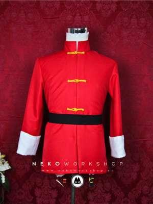 Ranma Saotome cosplay costume