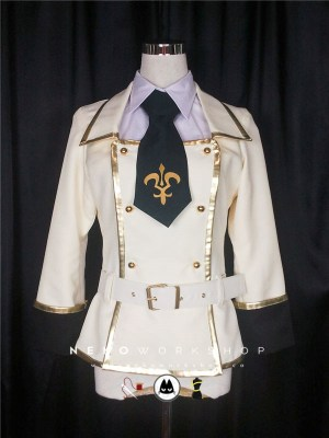 code geass Ashford Academy girls school uniform cosplay costume