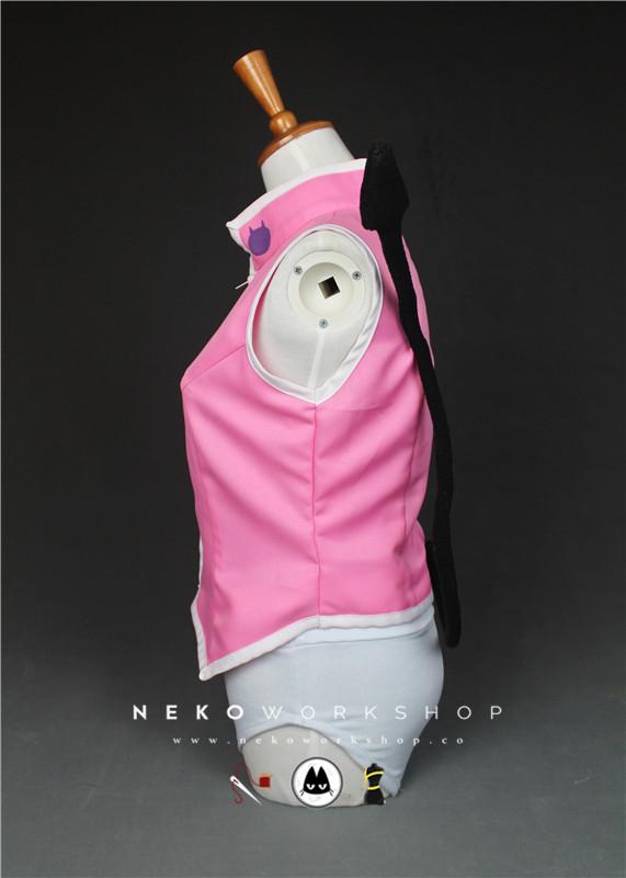 muru muru mirai nikki cosplay costume