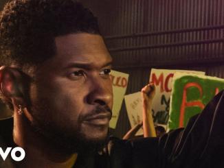 Usher I cry
