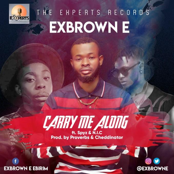 Exbrown E carry me along