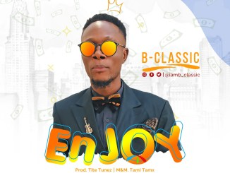 B-classic enjoy artwork