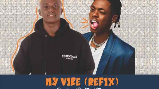 Nex My Vibe Refix