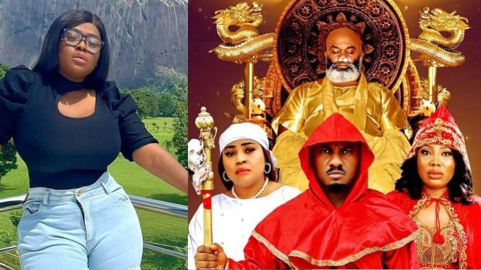 Stop portraying Igbo men as ritualists — Actress Praiz Sam tells Nollywood filmmakers