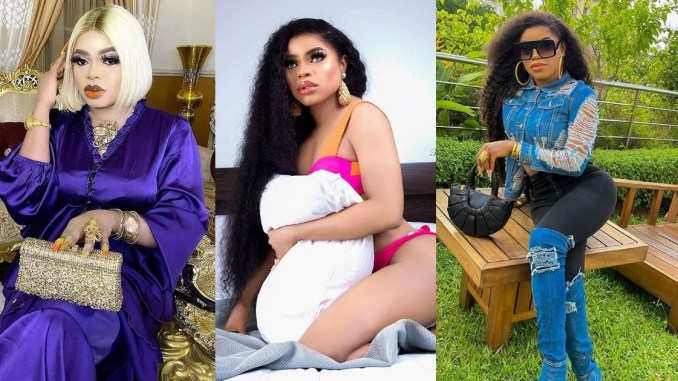 """Bobrisky explains why his backside is not """"extremely big"""" even after butt lift surgery"""