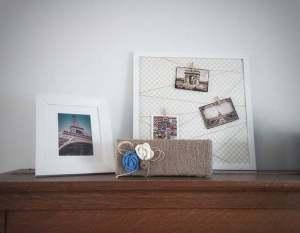 boîte en toile de jute   décoration maison   à faire soi-même Burlap box, home decor   crochet   DIY   Tutorial
