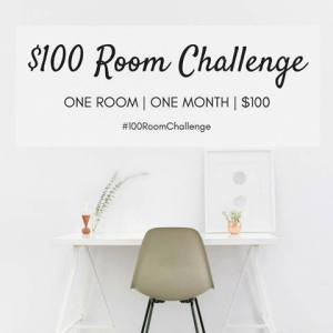 100 room challenge, défi, home decor, déco maison, rénovation, makeover, tutorial, DIY, how to, family room makeover, salle familiale