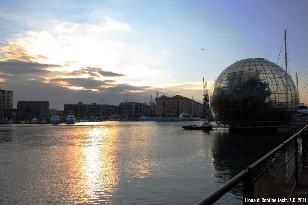 Biosfera al tramonto