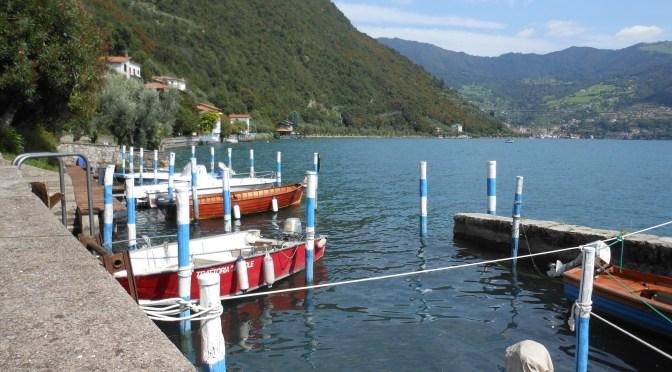 Montisola: la più grande isola lacustre d'Europa