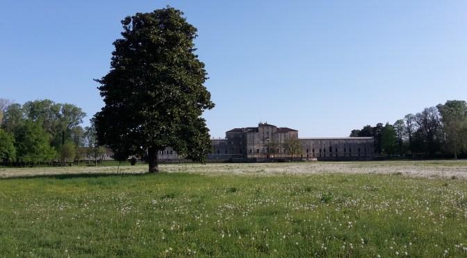 Villa Contarini a Piazzola sul Brenta: un giardino all'inglese piacevolissimo