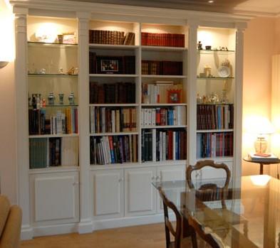 Librerie in legno su misura Il luogo dove conservare i
