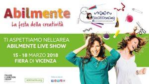 Creativemamy ad Abilmente 2018